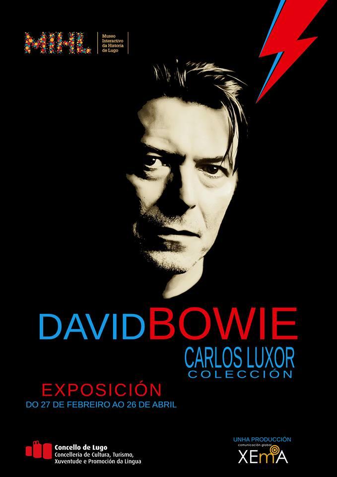 davidbowie - MIHL- museos lugo