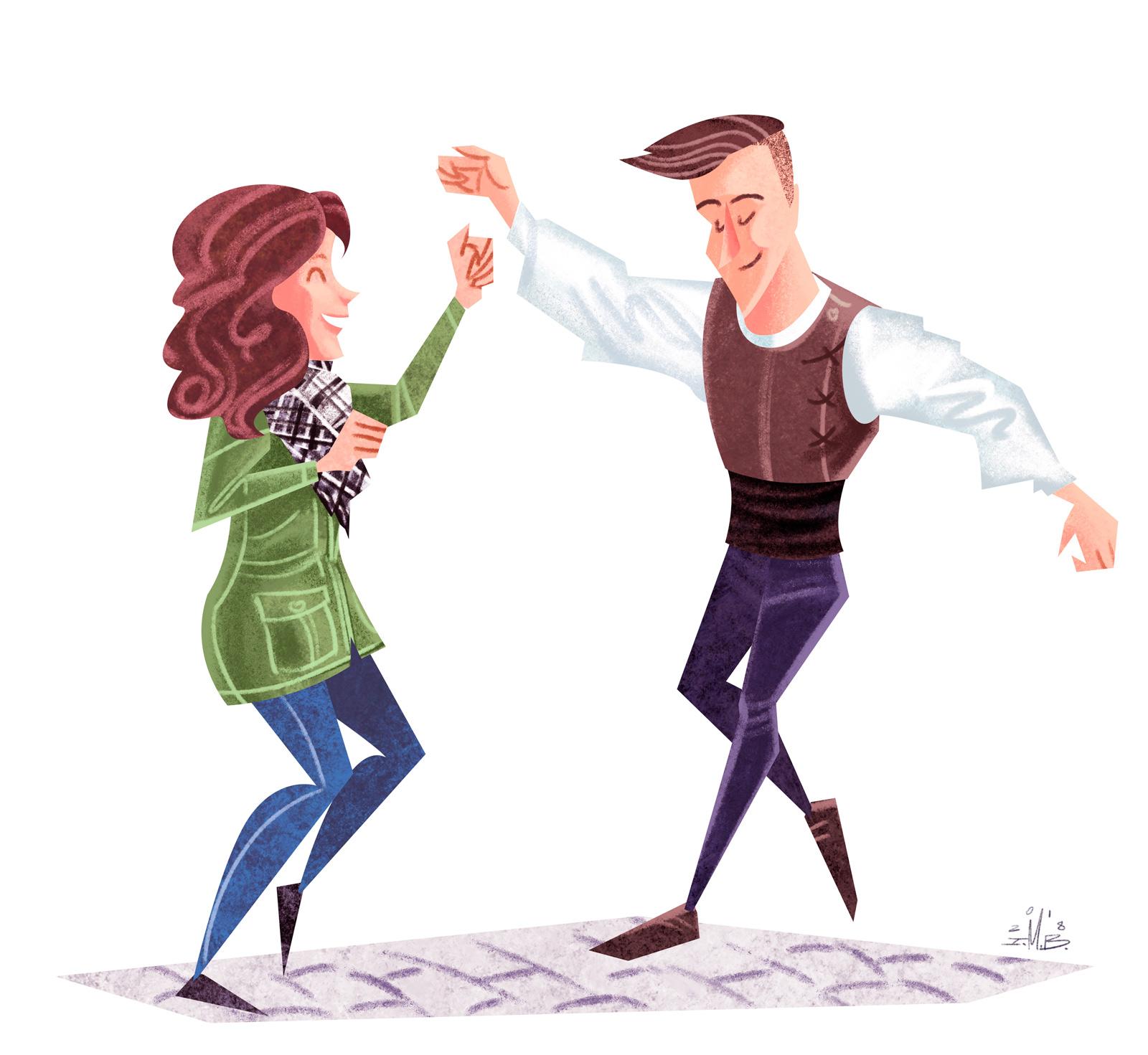 bailaríns