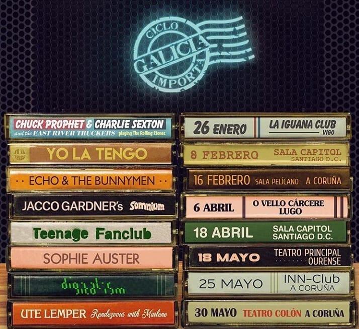 Jacco Gardner ciclo Galicia Importa en Lugo