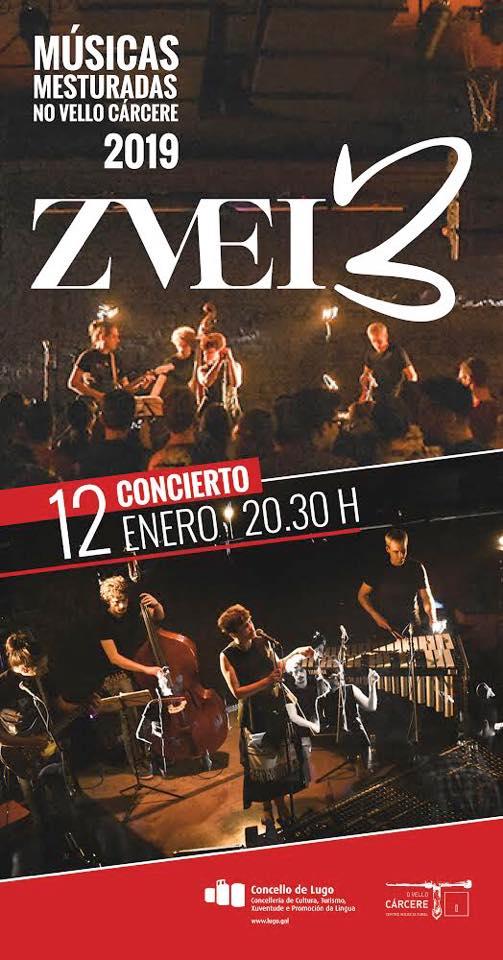 Concerto de Zveis en Lugo