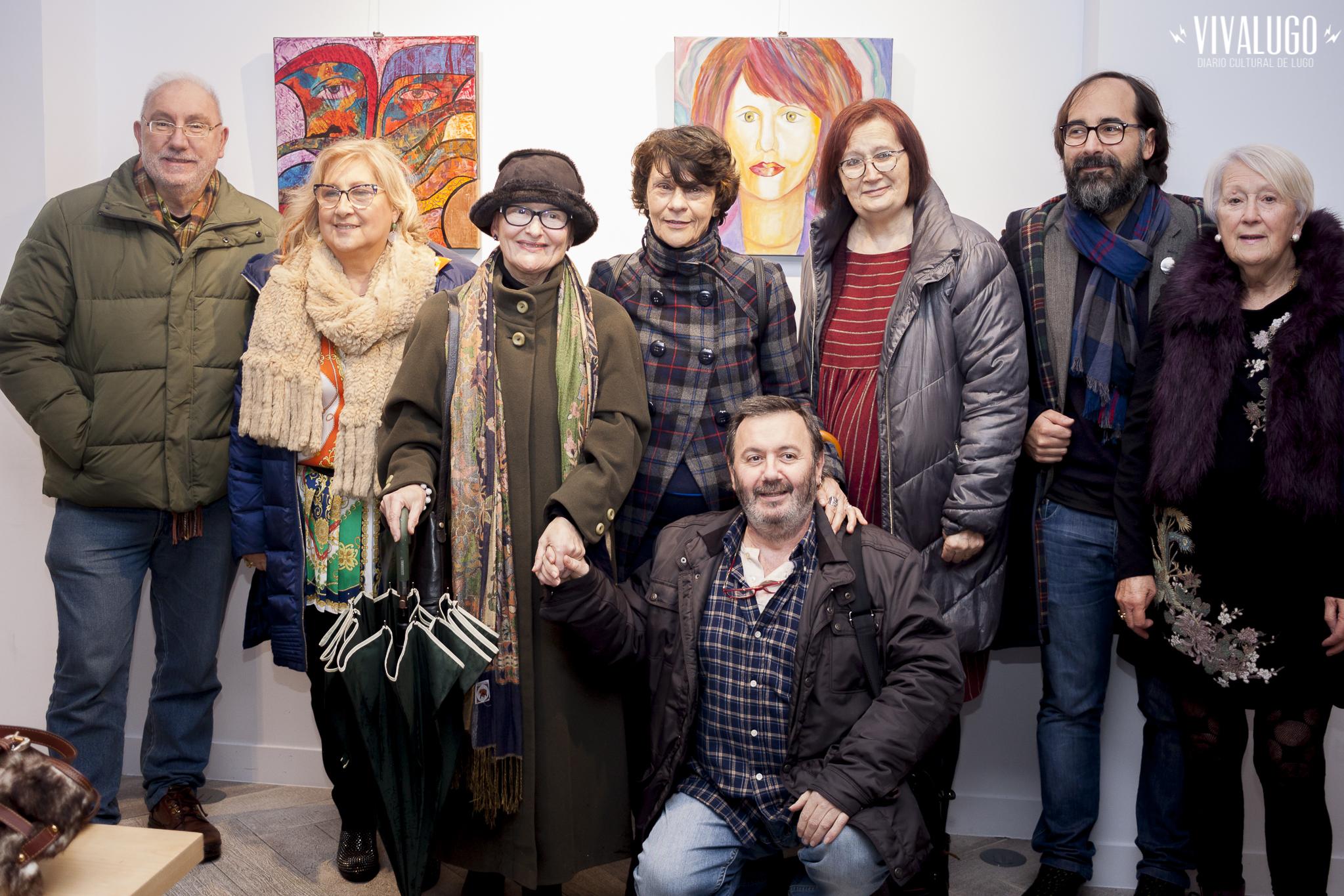 Fotos da semana cultural de Lugo.