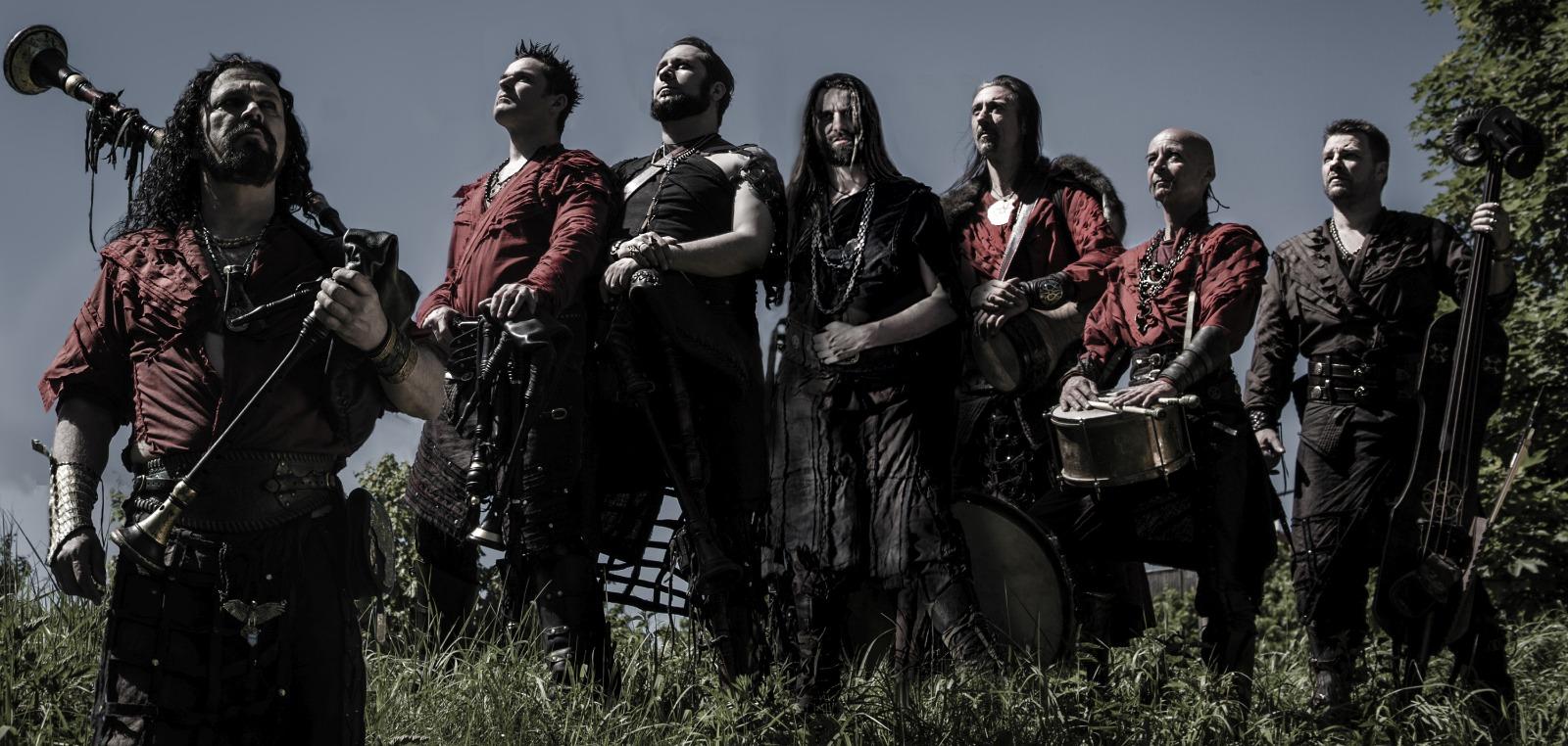 BOOM: Concerto dos Corvus Corax no Arde Lucus
