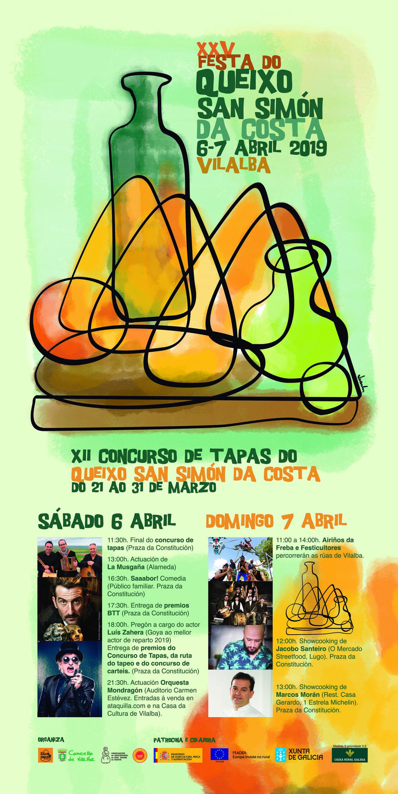XXV Festa do Queixo San Simón da Costa - Vilalba