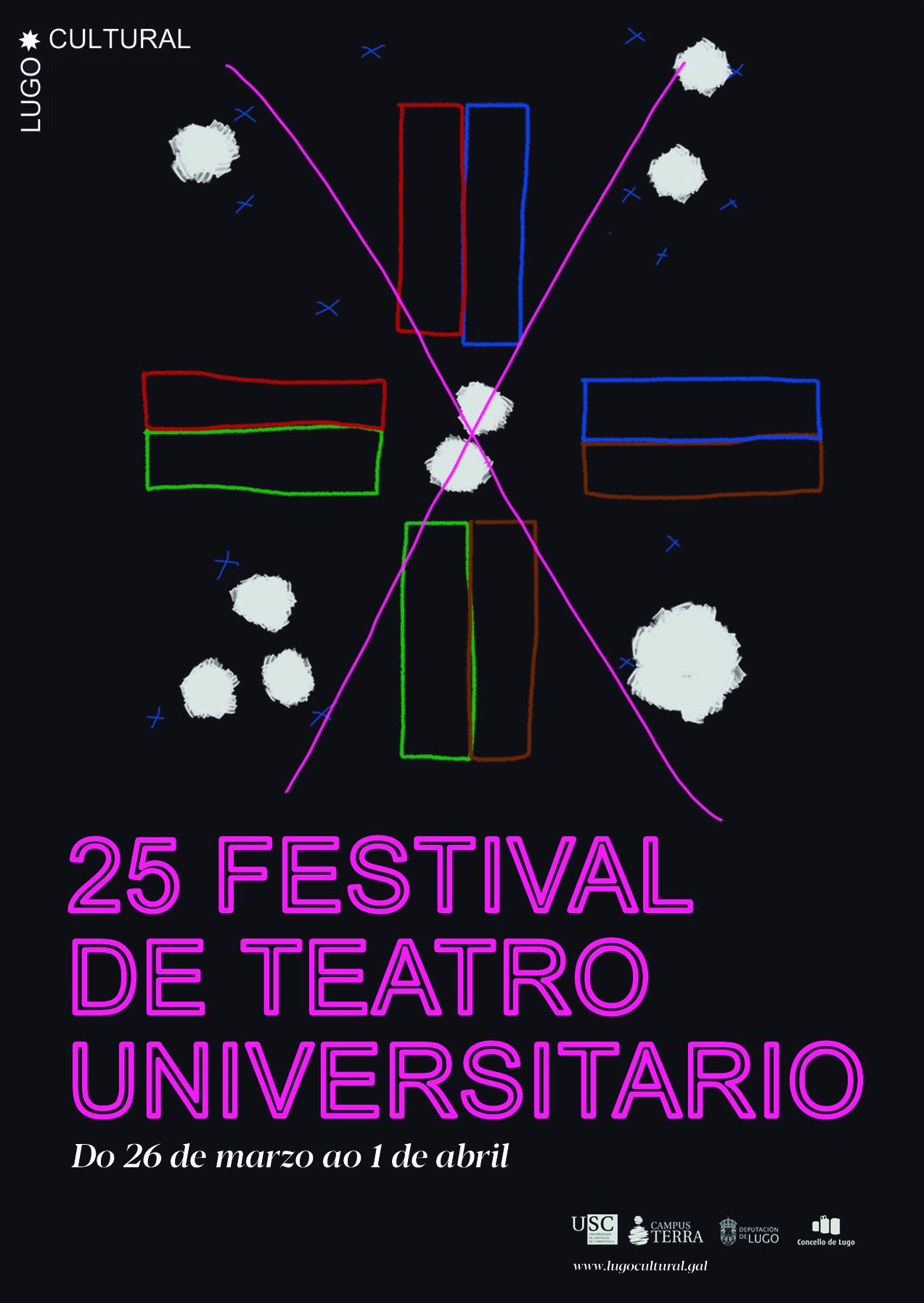 Festival teatro universitario