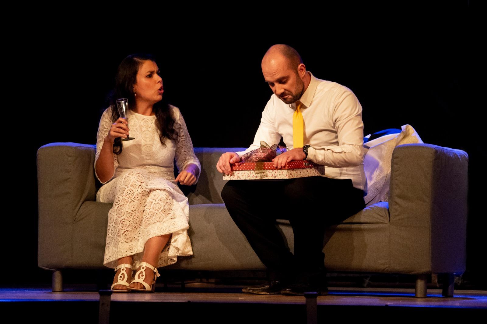 """Teatro: """"Hotel Desencanto"""" de Hipócrita Teatro"""