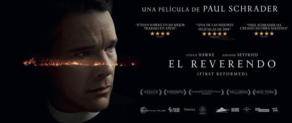 """Cine: """" El reverendo"""" de Paul Shrader"""