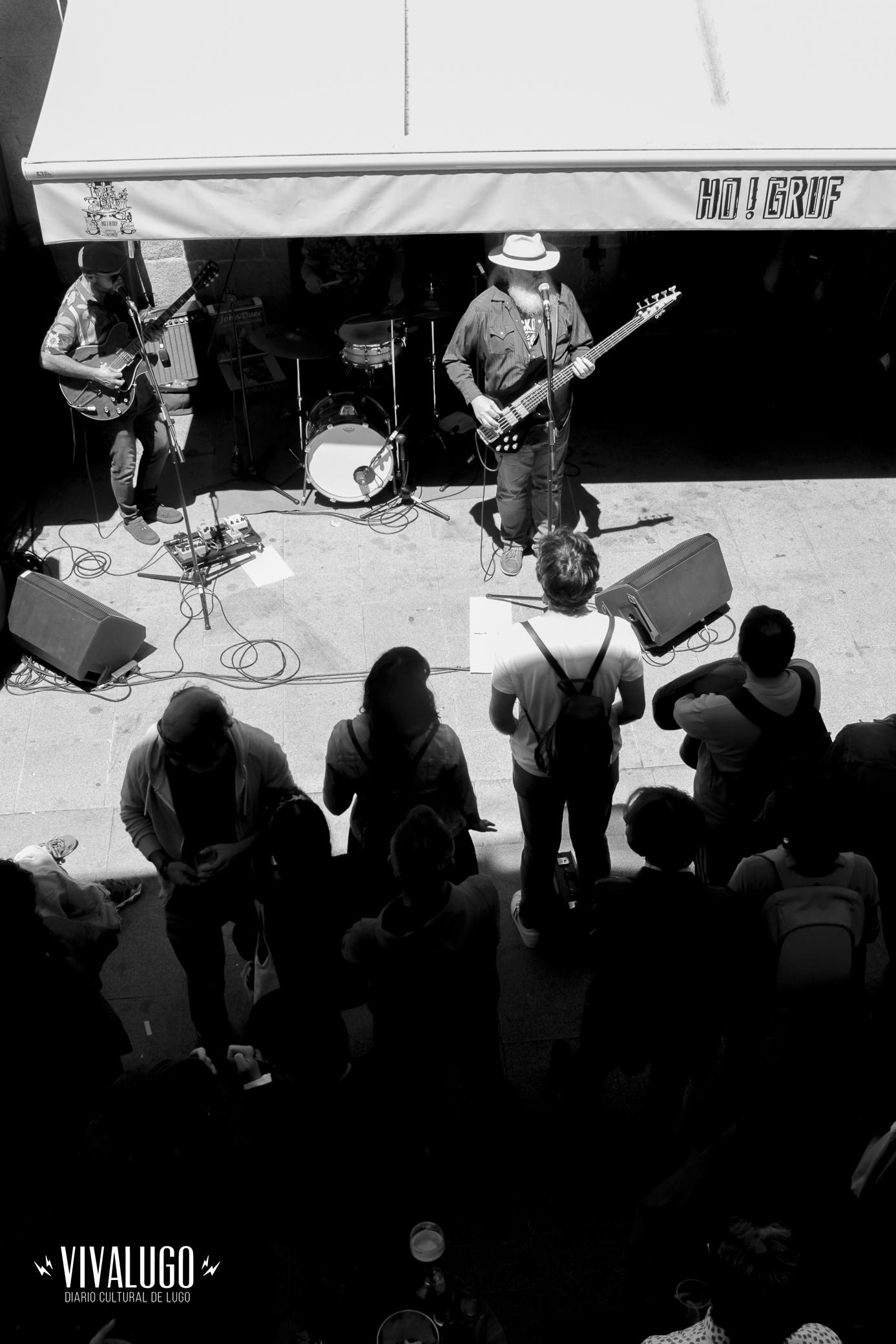 Concierto: John Duer & the Blues Freaks