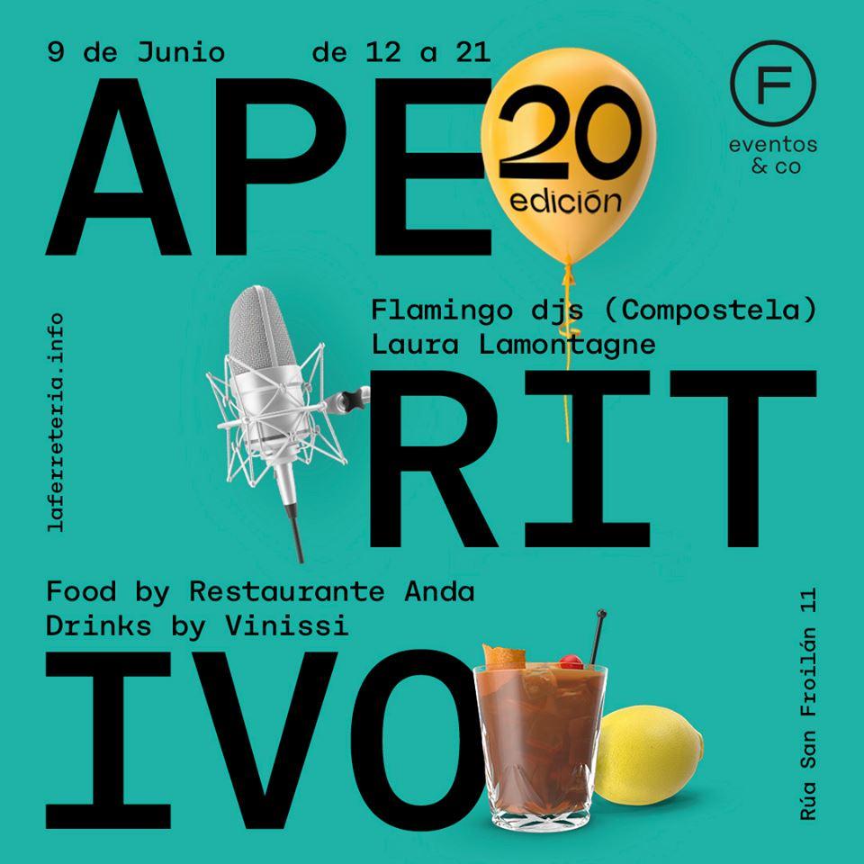 El aperitivo en La Ferretería de Lugo