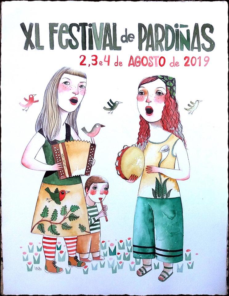 XL Festival de Pardiñas