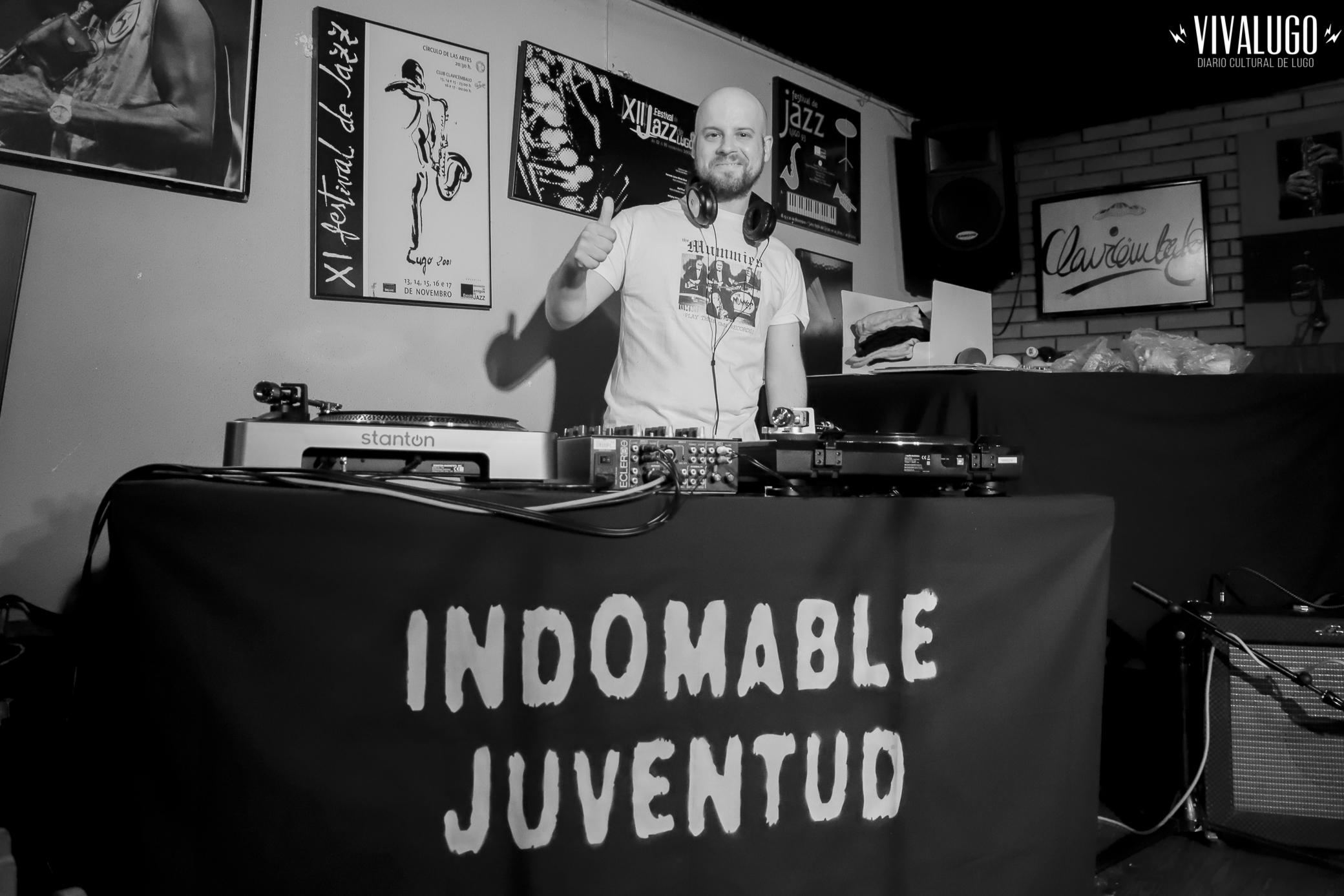 Indomable Juventud - Agenda Cultural de Lugo