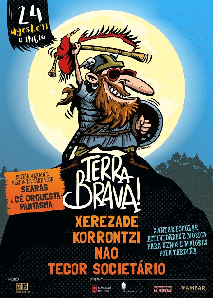 XVII Festival Terra Brava en O Incio