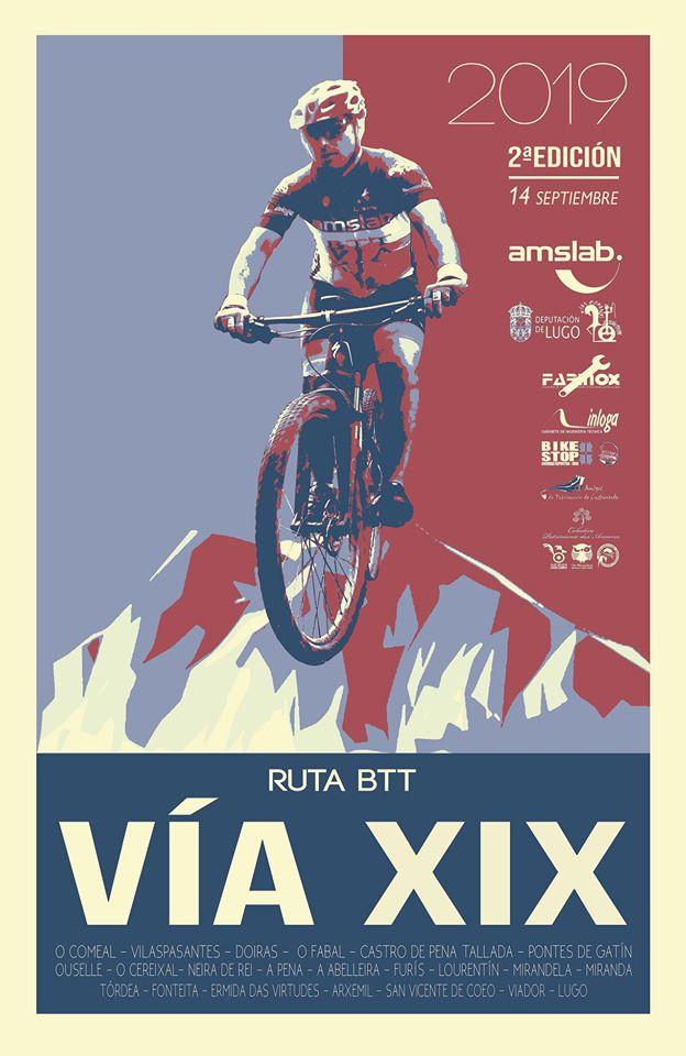 Bike Stop Lugo 2019 - Vía Romana XIX