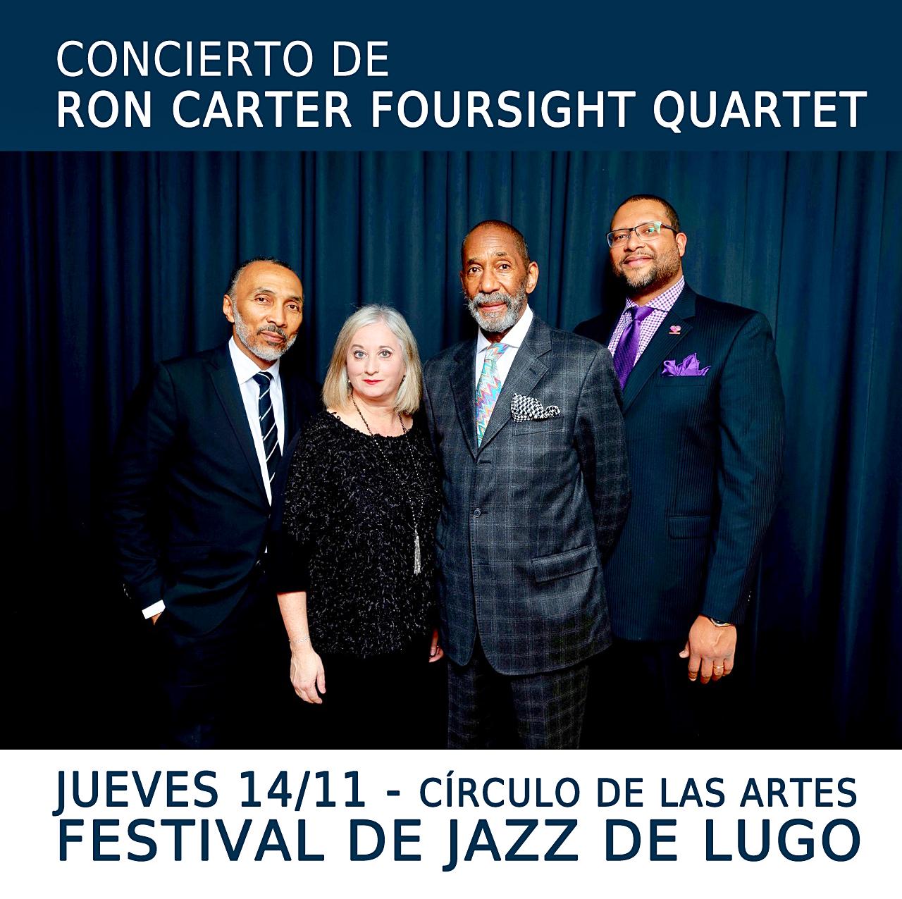 Ron Carter Festival Jazz Lugo