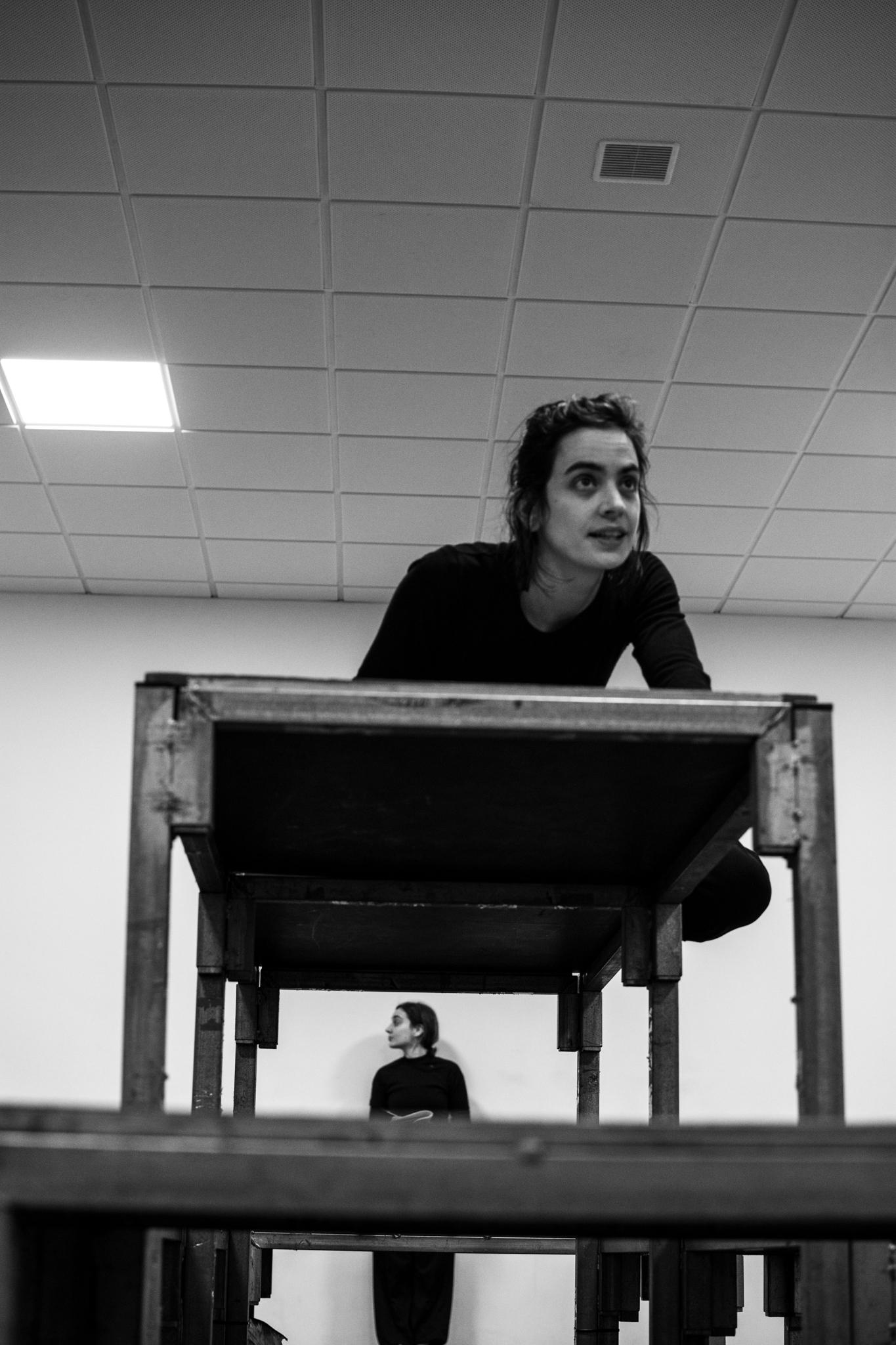 """""""POETA EN NOVA YORK"""" de Producións Paloma Lugilde"""