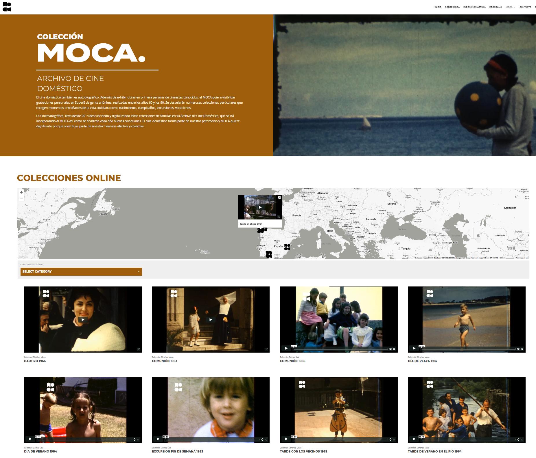 Colección Museo MOCA Candelas.