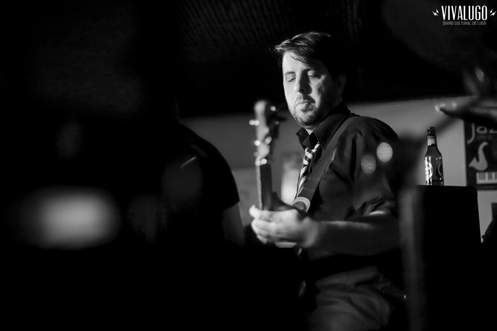 Fotografía de Conducto Coloquio en concerto no Club Clavicémbalo de Lugo