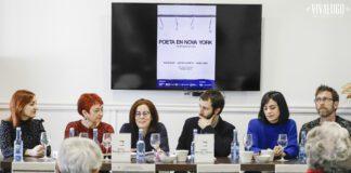 Presentación de Poeta en Nova Iork de Lorca en Lugo