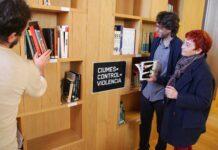 Abre ao público a biblioteca do Vello Cárcere