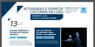 boletín de información cultural de Lugo