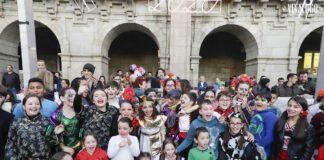 Lugo - Gañadores do concurso de disfraces infantil do entroido 2020