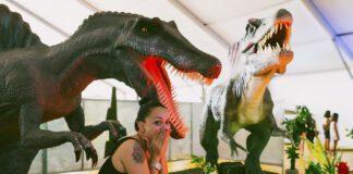 Dinosaurs Tour, un auténtico Parque Jurásico en Lugo