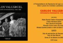 Presentación do libro de Carlos Valcárcel