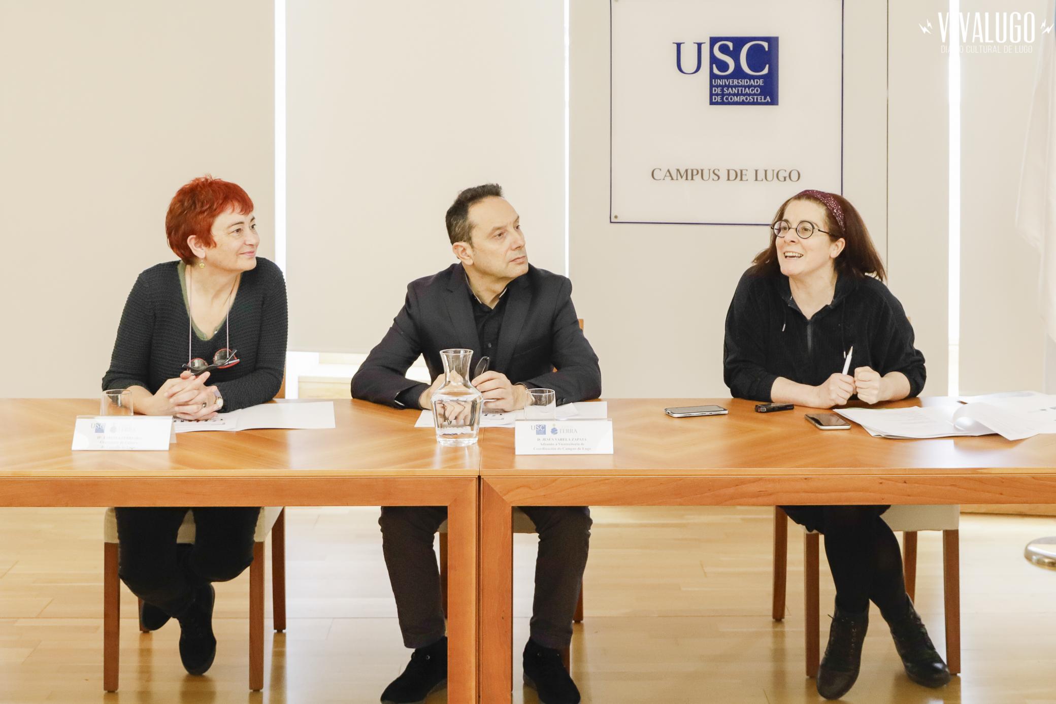 Presentación do Lugo Cultural