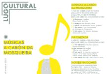 "Cartel de ""Músicas a carón da Mosqueira"" - Lugo Cultural"