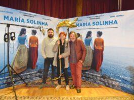 A área de Cultura colaborará na promoción da película María Solinha