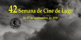 Cartel anunciador Semana de Cine de Lugo 2020 -