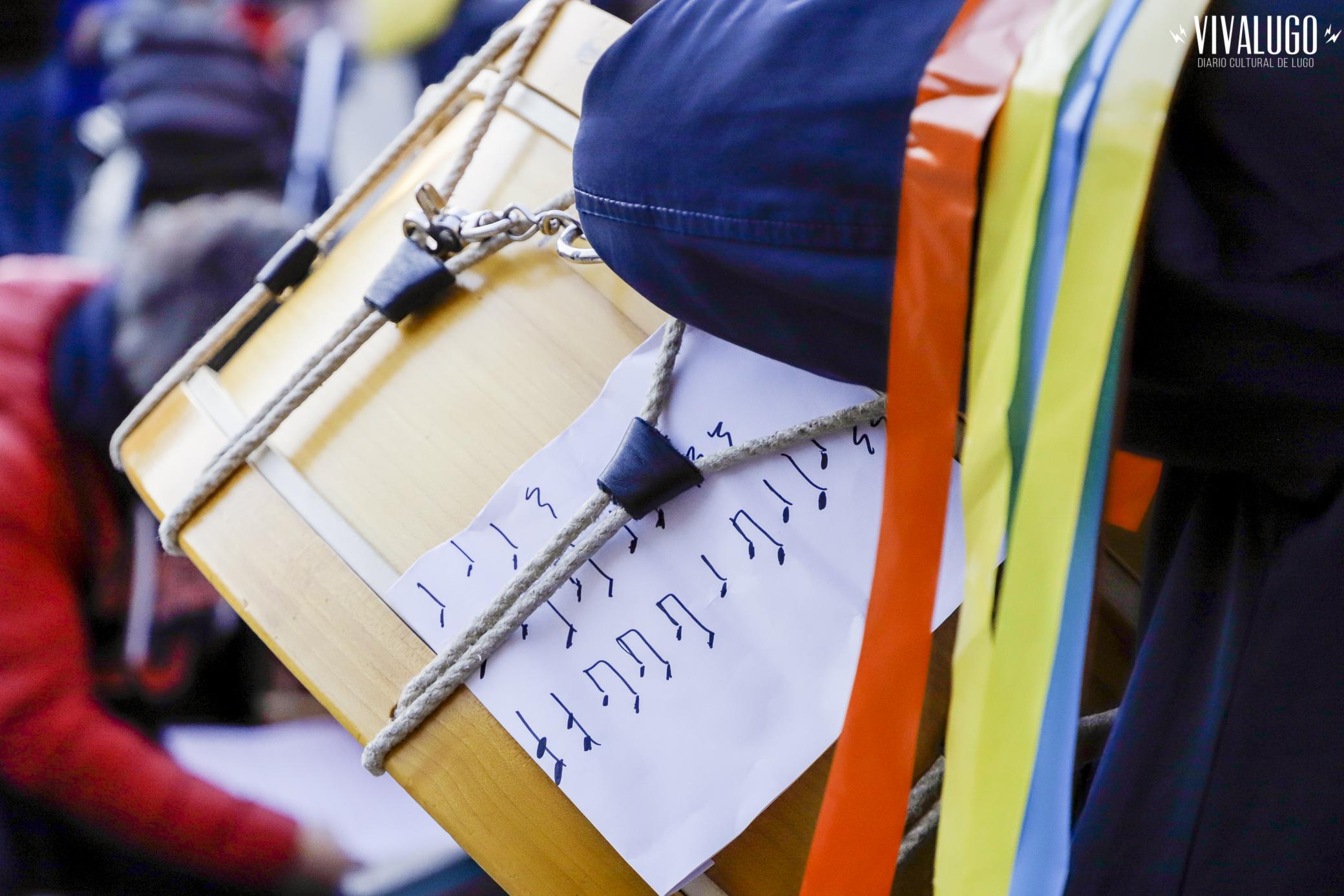 Concurso de disfraces do entroido 2020 en Lugo