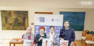 Foto de Loopez. Presentación do Festival de Teatro e Encontro de Danza de Lugo