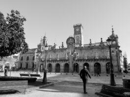 Fachada do Concello de Lugo