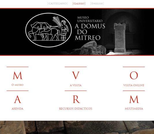 Domus do Mitreo - Visita on line a casa dun centurión romano
