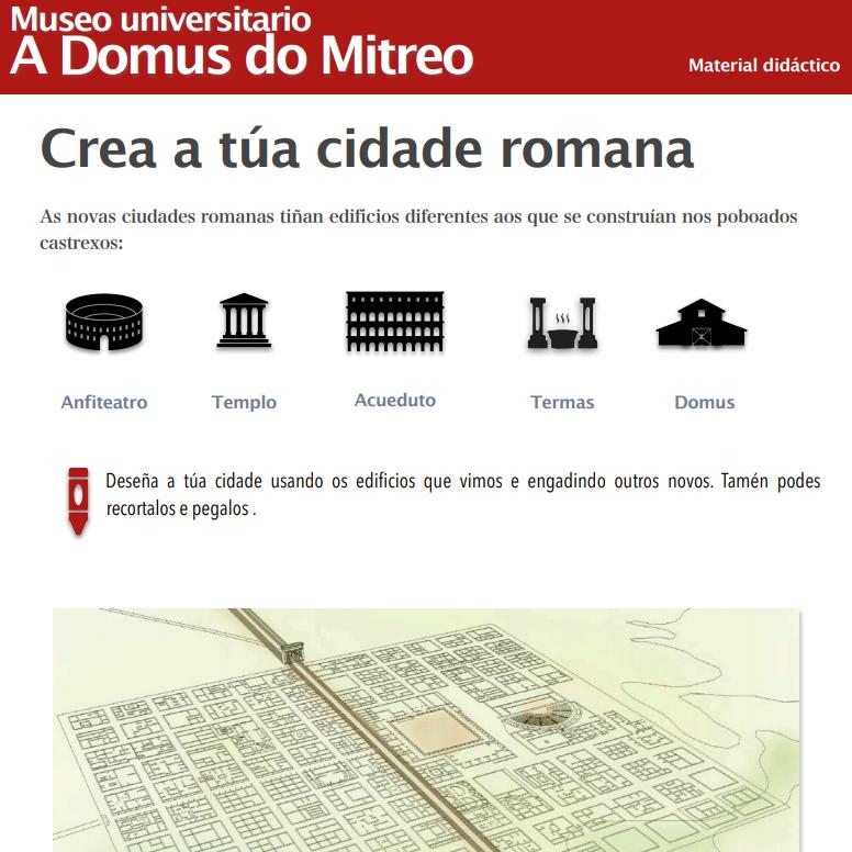 Domus- Museo Universitario A Domus do Mitreo