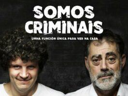 Carlos Blanco e Xosé A. Touriñán en streaming con aforo limitado