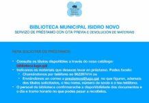 """Reabre a """"Biblioteca Municipal Isidro Novo"""" de Lugo"""