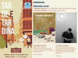 """Tarde e Tardiña con """"Soñando Inventei"""" e con Lois Pérez"""