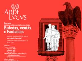 Arde Lucus 2020 - Concurso de decoración de balcóns, ventás e fachadas