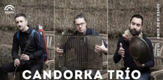 Concerto en liña do grupo lucense Candorka Trío