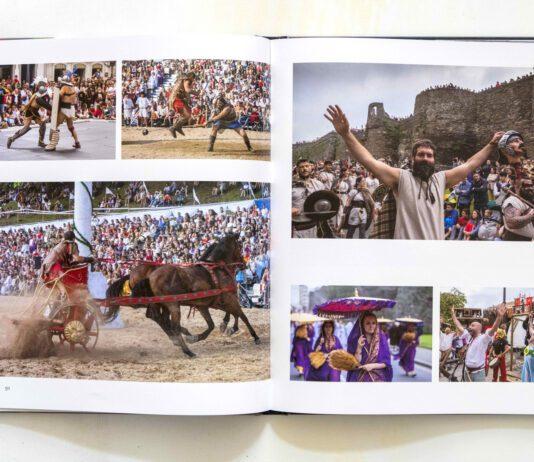 Arde Lucus no libro Galicia e unha festa de Xurxo Lobato