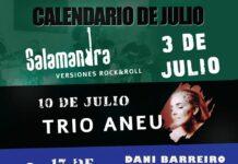 JagerLounge Lugo - Programa de Julio 2020