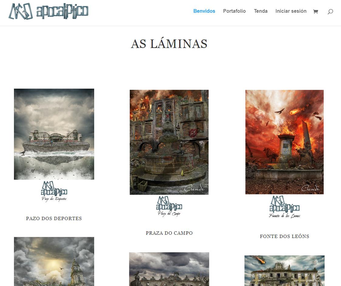 «Lugo Apocalíptico» estrena web oficial
