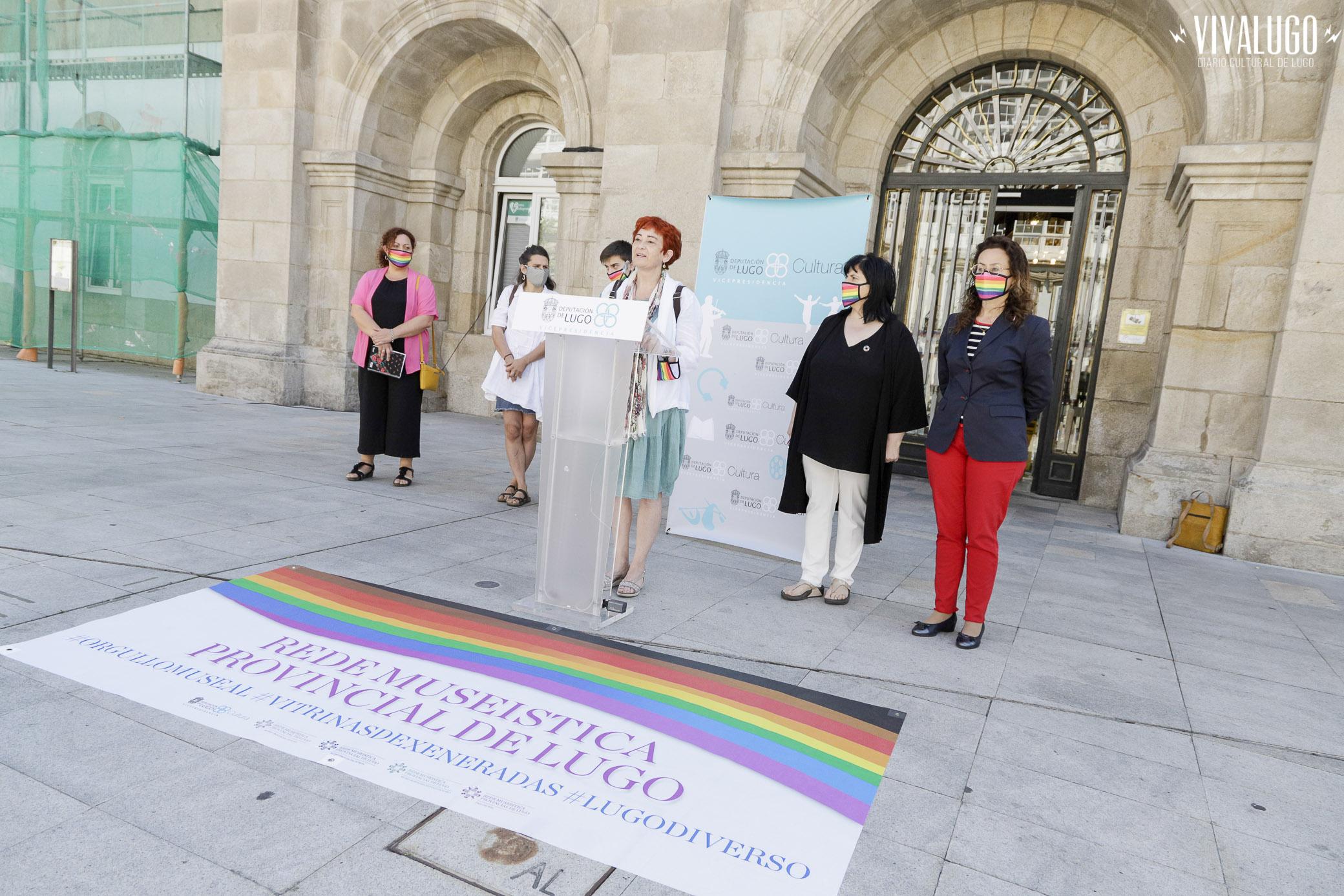 Programa Orgullo Lugo- Lugo Diversx