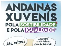 Andainas por un Lugo peonil e igualitario
