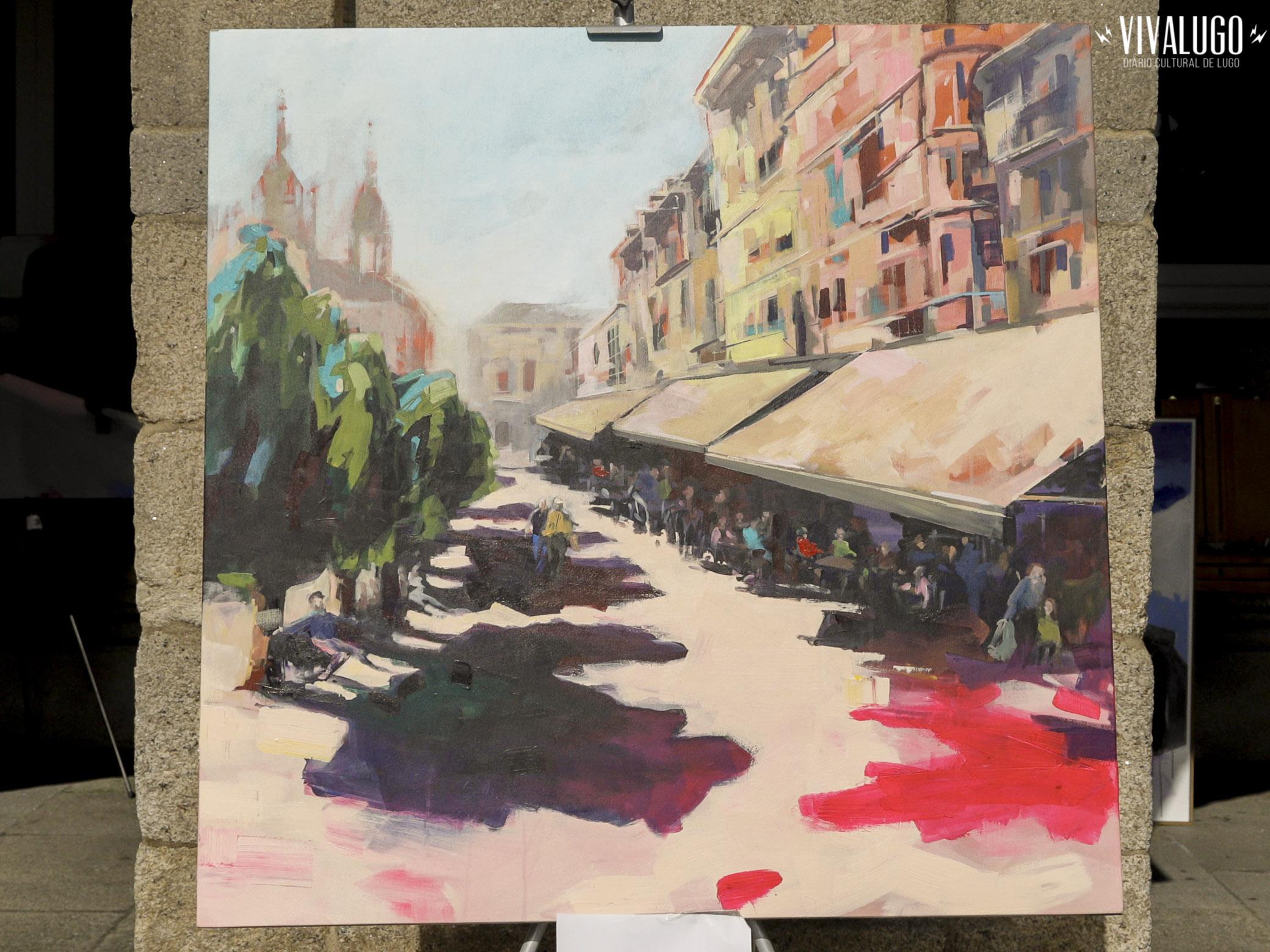 Certame Pintura Lugo - Loopez