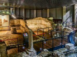 A Domus Mitreo mantén intacto o seu atractivo turístico