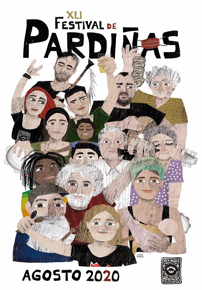 XLI Festival de Pardiñas