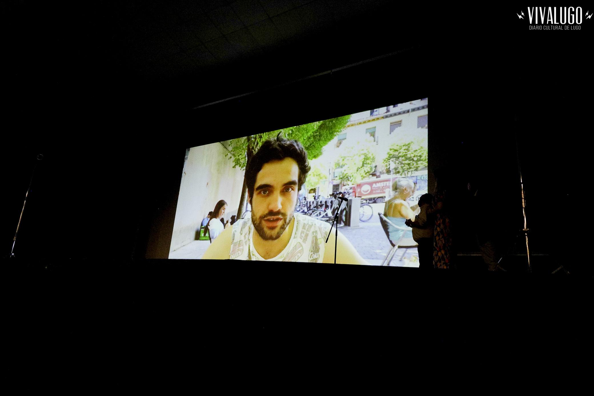 Xoán Forneas Foto de Loopez para Viva Lugo