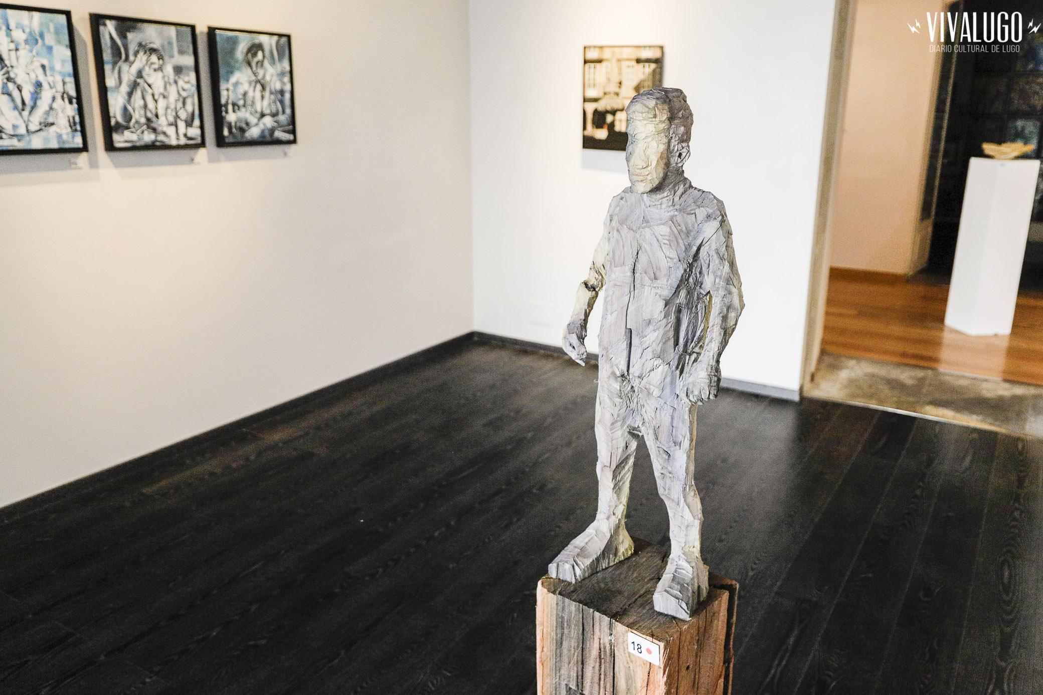"""""""Arte en cuarentena"""" en la Galería La Catedral"""
